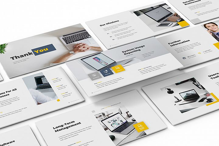 IT Support Google Slides Template