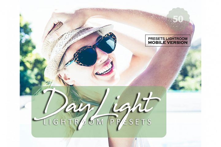 DayLight Lightroom Mobile Presets Adroid and Iphone/Ipad