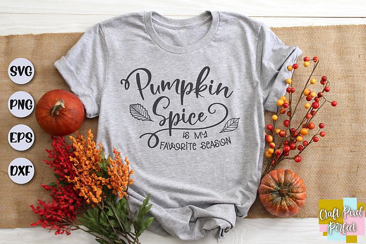 Pumpkin Spice Svg, Fall Quote Svg, Fall Svg, Autumn Svg