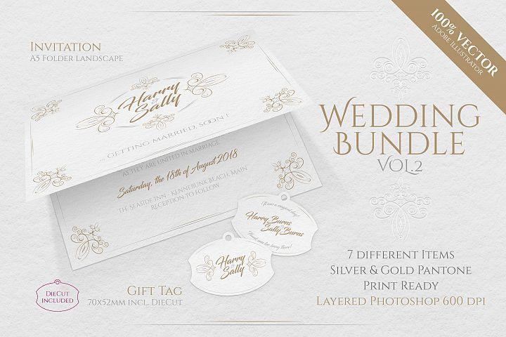Harry & Sally - Wedding Bundle Vol.2