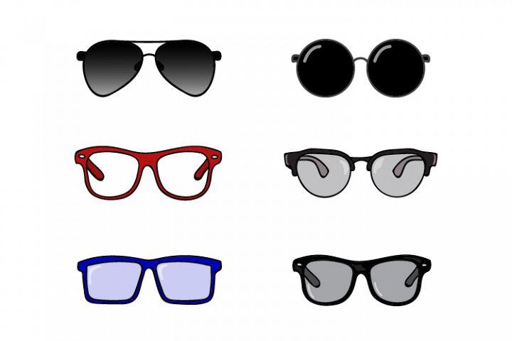 design sunglasses set