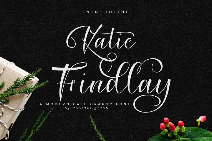 Katie Findlay Script