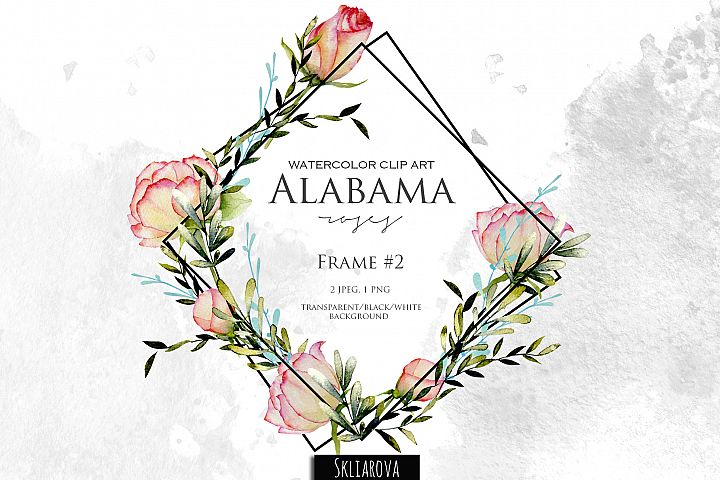 Alabama roses. Frame #2