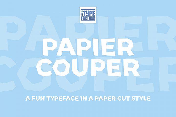 Papier Couper