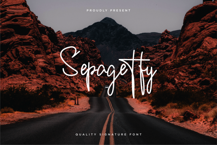 Sepagetty