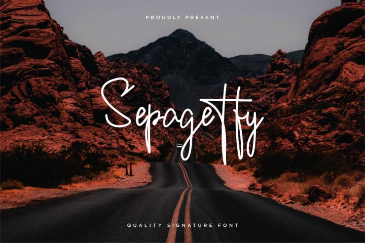 Sepagetty