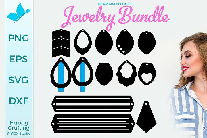 A Jewelry Bundle SVG