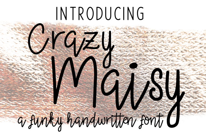 Crazy Maisy