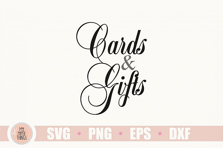 Wedding svg, Cards and Gifts svg
