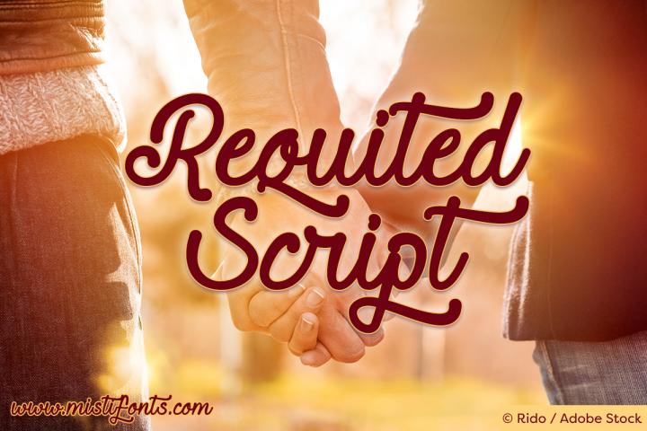 Requited Script