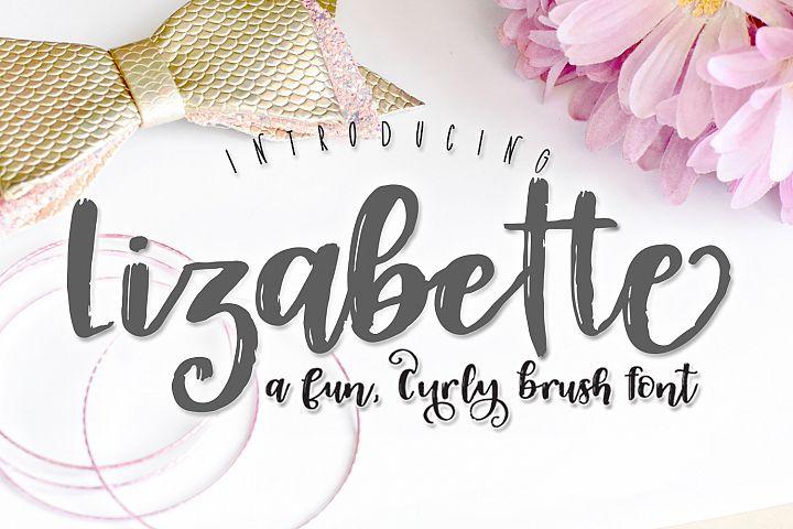 Lizabette Font