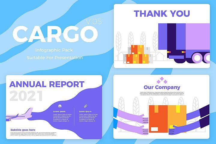 Cargo v5 - Infographic