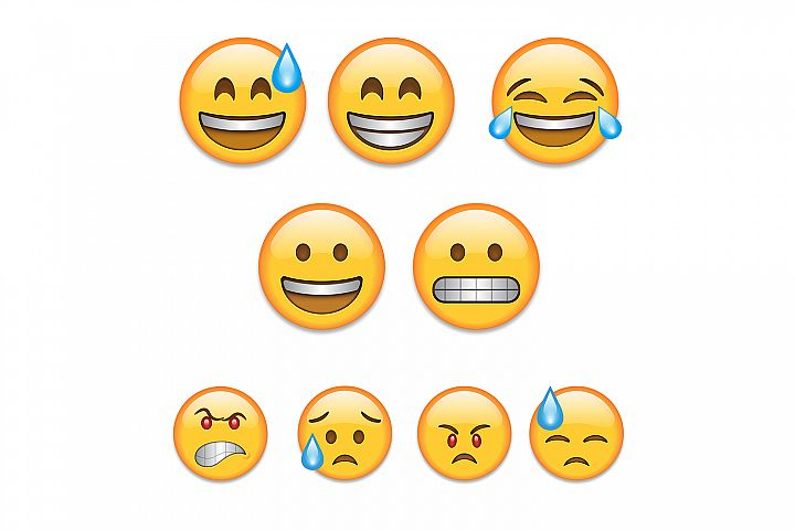 Colored Emoji