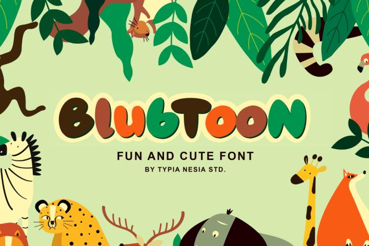 Blubtoon