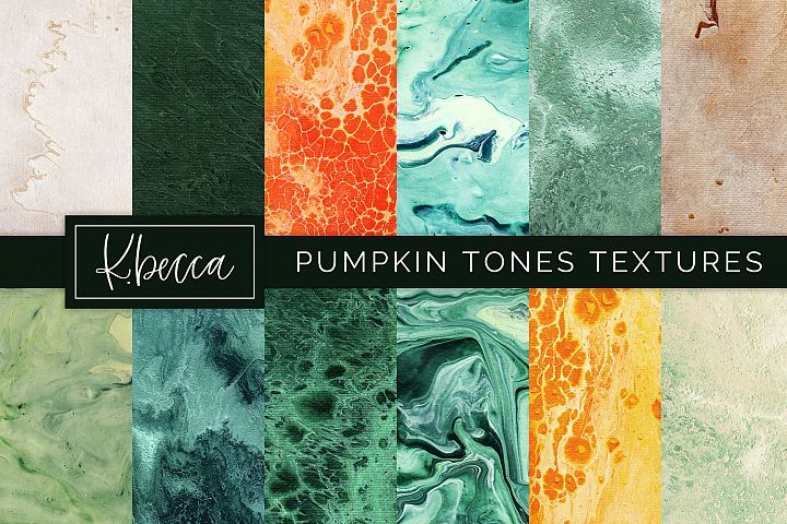 Pumpkin Tones Textures Background Textures