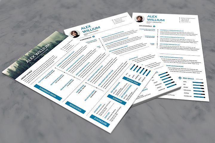 3 Resume 2 Cover-Letter