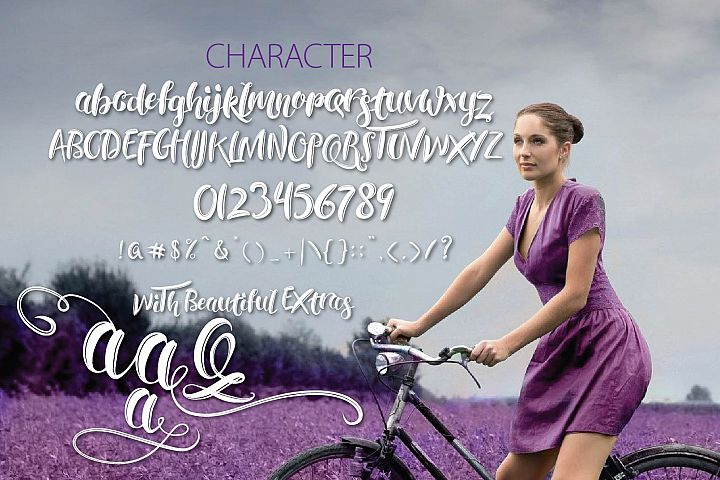 RACHEL  - Free Font of The Week Design0