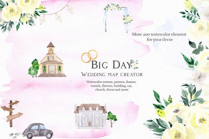 Big Day. Wedding constructor