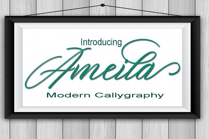Ameila Script