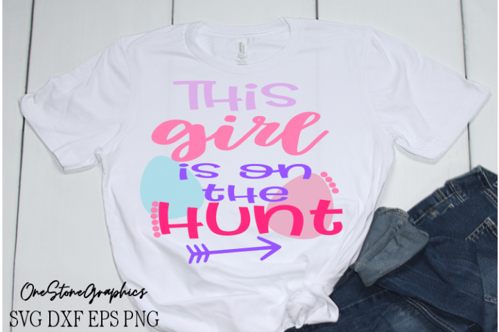 Easter svg,easter svgs,this girl is on the hunt svg,easter