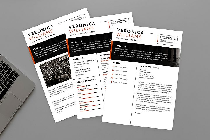 CV Attention Resume Designer