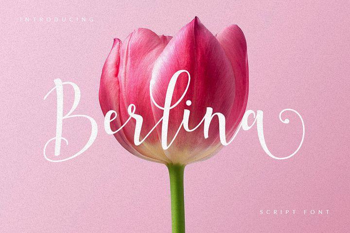 Berlina Script