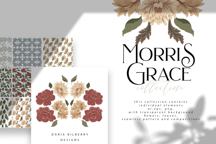Morris Grace collection example