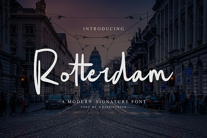 Rotterdam + Oblique Version