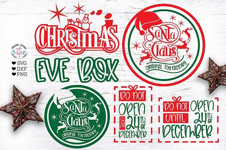 Christmas Eve Box Set - From Santa Set