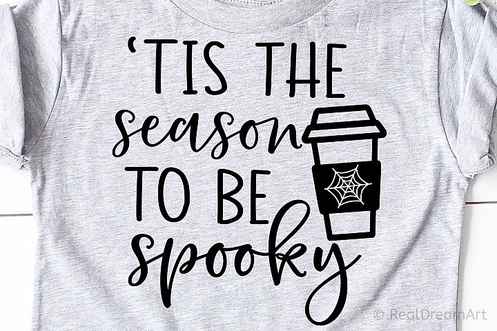 Tis the Season to be Spooky SVG, DXF, PNG, EPS