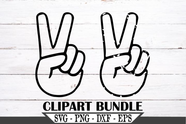 Peace Sign SVG