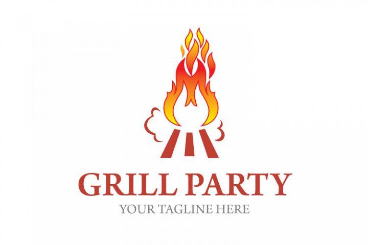 BBQ Party Logo