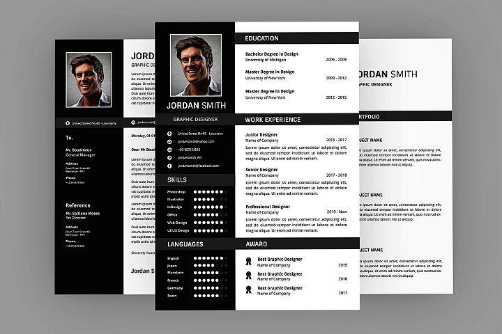 Drak Resume Designer