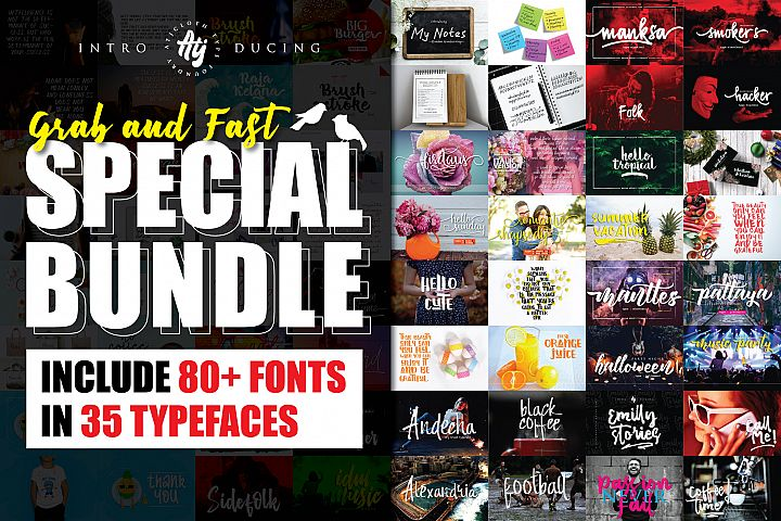 SPECIAL BUNDLE - Limited Time Offer