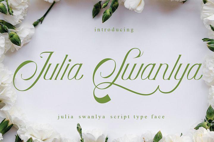 Julia Swanlya