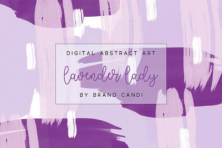 Abstract Art Pattern