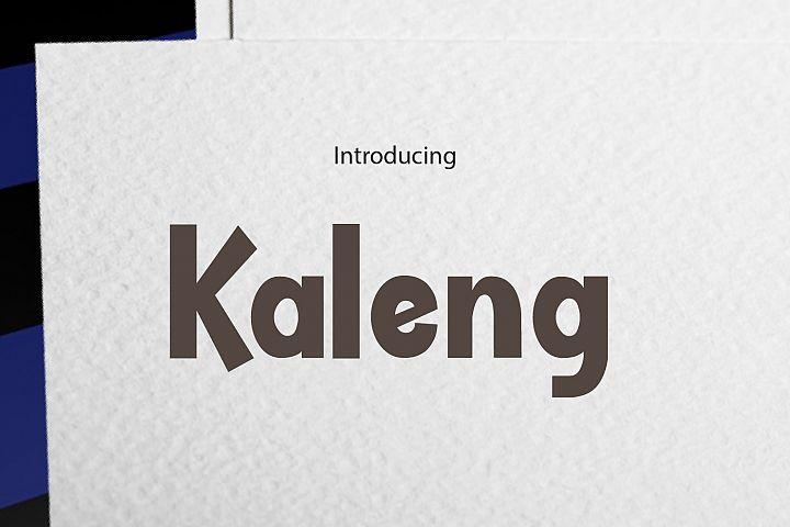 Kaleng