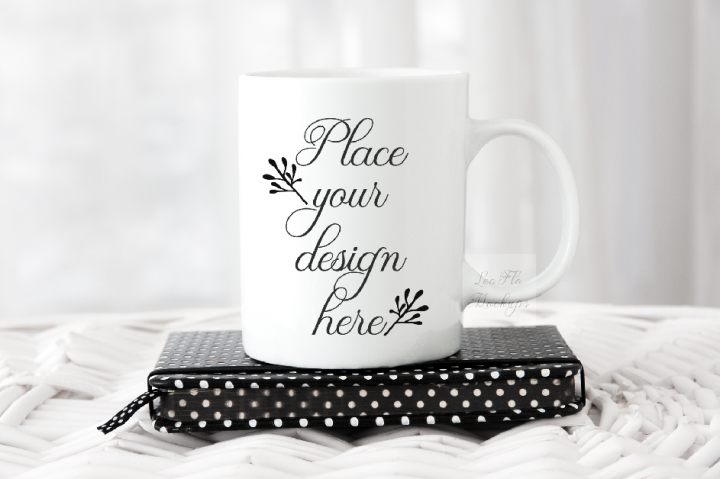 11oz Coffee mug mock up white mug mockup cup rustic mockups