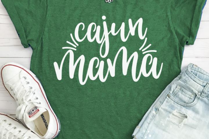 Cajun Mama SVG