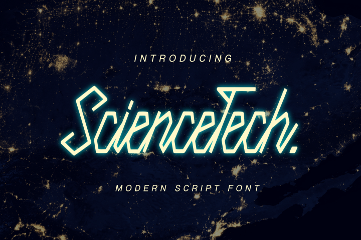 Science Tech Script