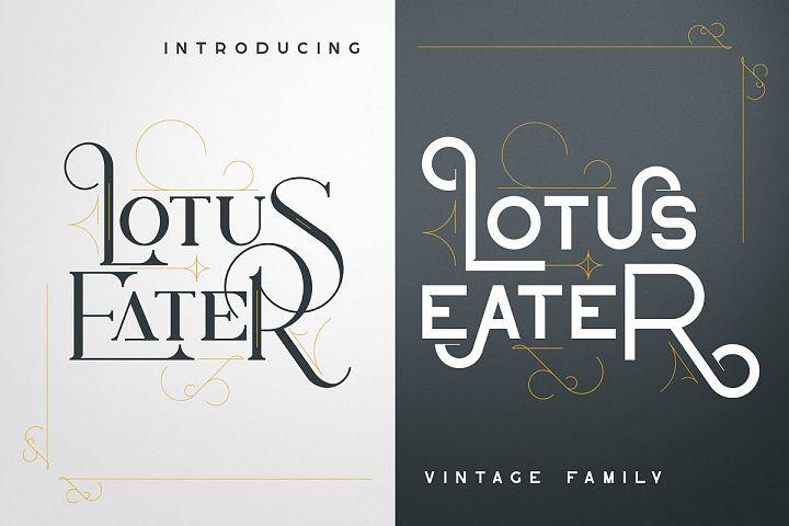 Lotus Eater - Vintage Family