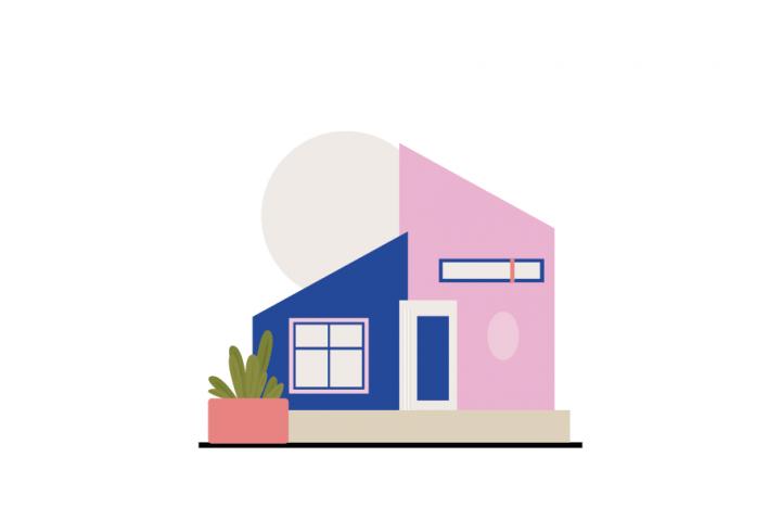 Modern Houses Set