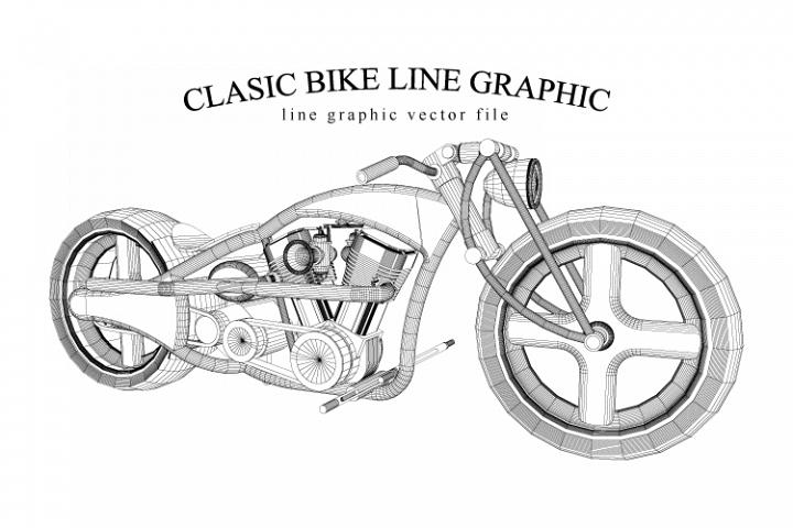 Line Vector - Motor 1