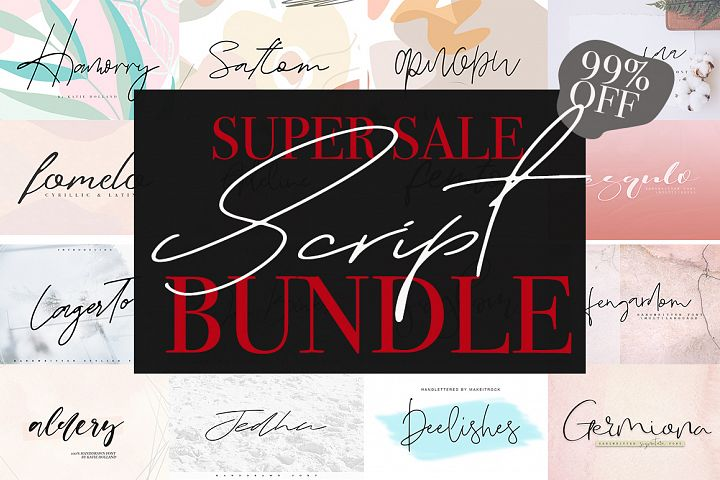 Super Sale Bundle