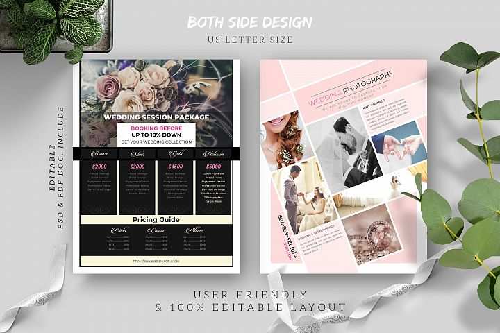 Photography Pricing Guid Template