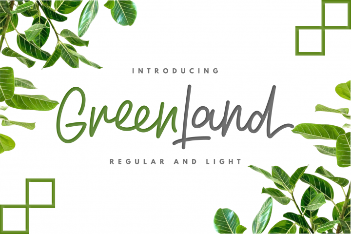 Greenland - Script Duo