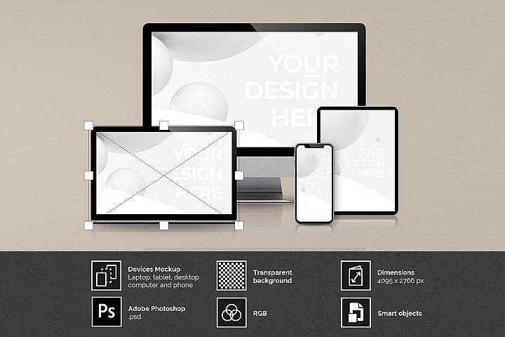 Minimal Devices Scene Creator