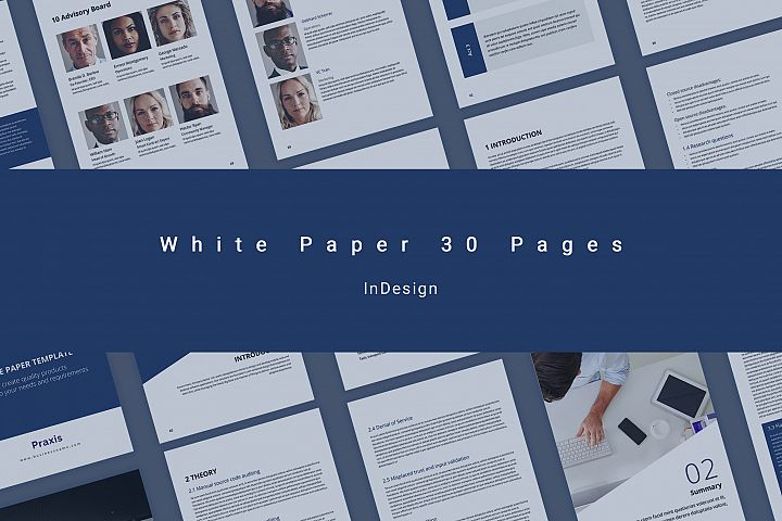 White Paper 30 Pages