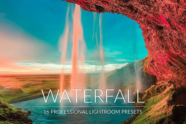 Waterfall Lr Presets