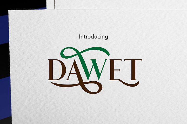 DAWET